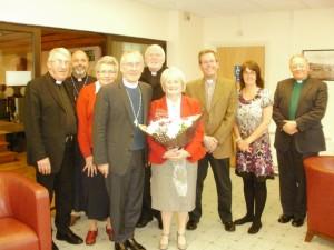 Visit by The Right Reverend Albert Bogle